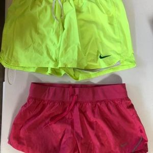 Women's Nike Running Shorts